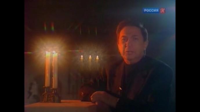 """Игорь Кваша. """"Зимний вечер"""""""