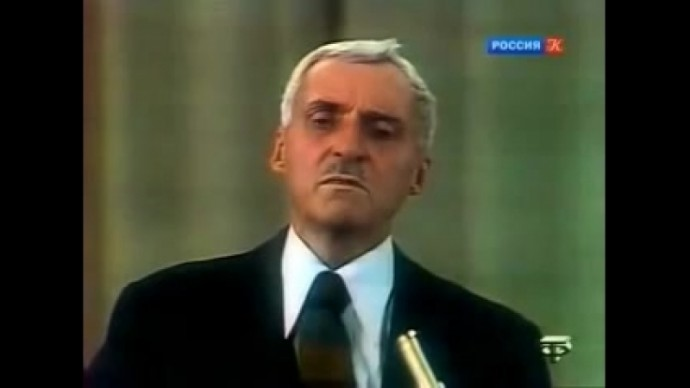 "Константин Симонов. ""Жди меня"""