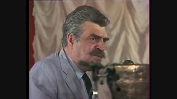 """Ян Френкель. """"Баллада о гитаре и трубе"""""""