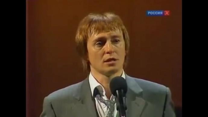 """Сергей Безруков. """"Я усталым таким еще не был..."""""""