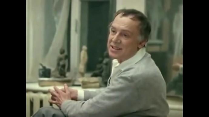 """Иннокентий Смоктуновский. """"Признание"""""""
