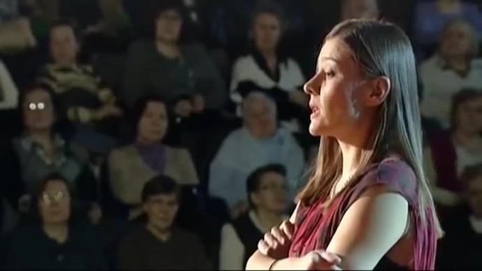 """Мария Голубкина. """"Одиночество"""""""
