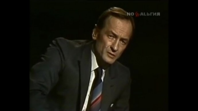 """Михаил Ножкин. """"Итальянец"""""""