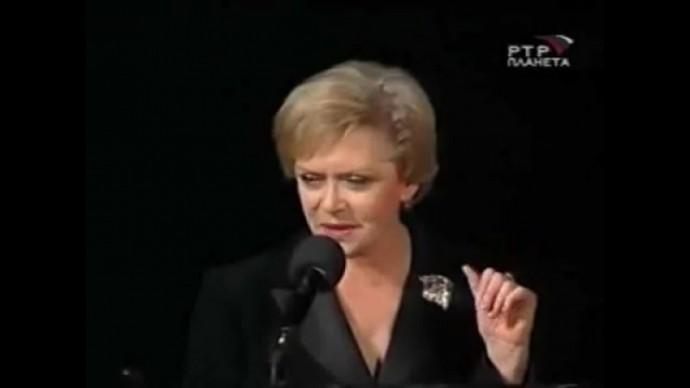 "Алиса Фрейндлих. ""Я не любви твоей прошу..."""