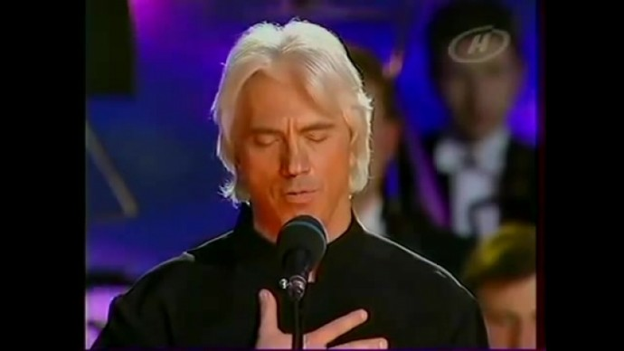 "Дмитрий Хворостовский. ""Жди меня"""