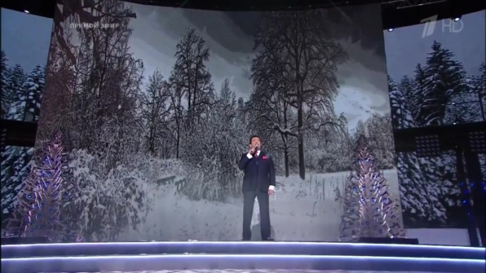 "Иосиф Кобзон. ""Идут белые снеги..."""