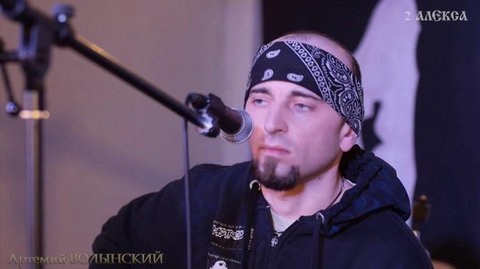 Артемий Волынский Соборище Арт-мансарда 4'33''