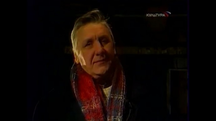 "Валерий Абрамов. ""Я медленно учился жить..."""