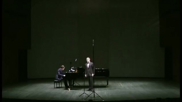 """Сергей Радченко. """"Как над горячею золой..."""""""
