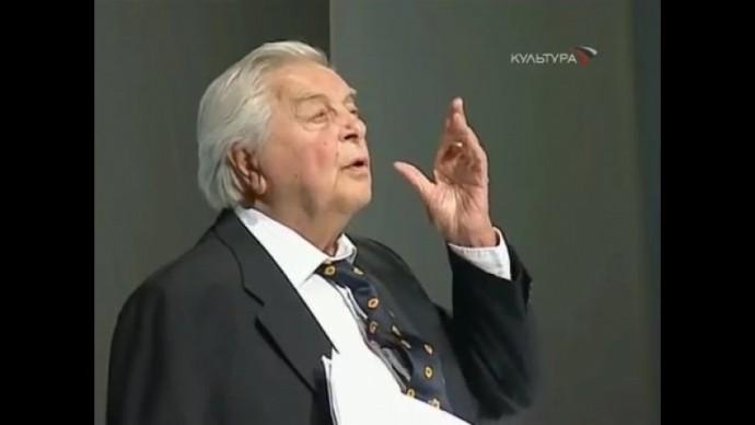 """Юрий Любимов. """"Гамлет"""""""