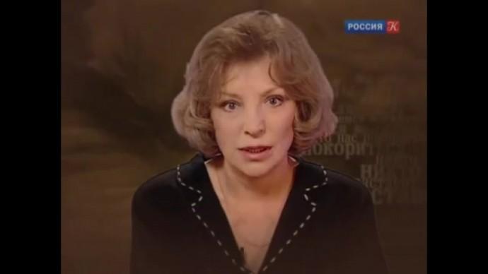"Ольга Остроумова. ""Клятва"""