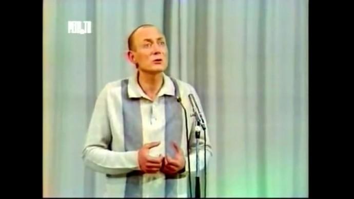 "Евгений Евтушенко. ""Благодарность"""