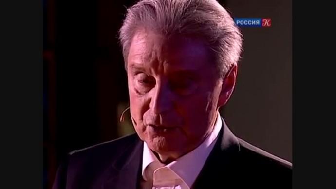 """Вениамин Смехов. """"Я знаю, никакой моей вины..."""""""