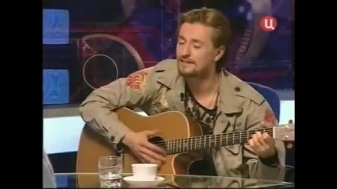 """Сергей Безруков. """"Закружилась листва золотая"""""""