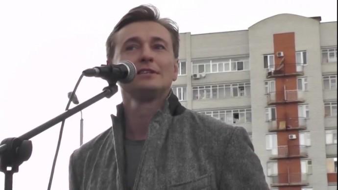 """Сергей Безруков. """"Родина"""""""