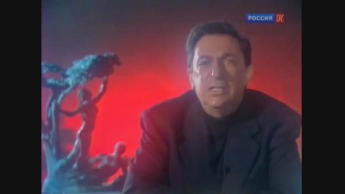 """Игорь Кваша. """"Элегия"""" (Безумных дней угасшее веселье...)"""