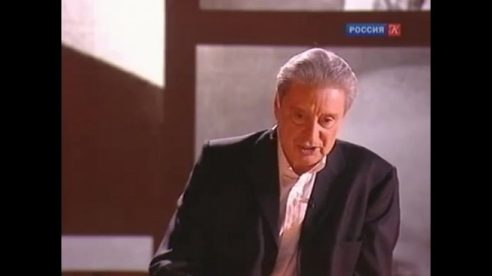 """Вениамин Смехов. """"Облако в штанах"""" (Фрагмент)"""