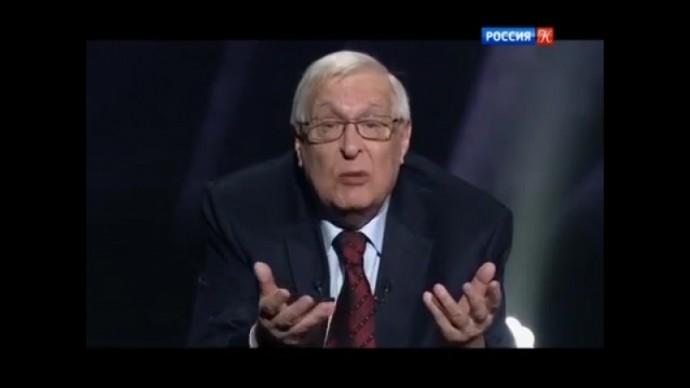"""Олег Басилашвили. """"А вы могли бы?"""""""