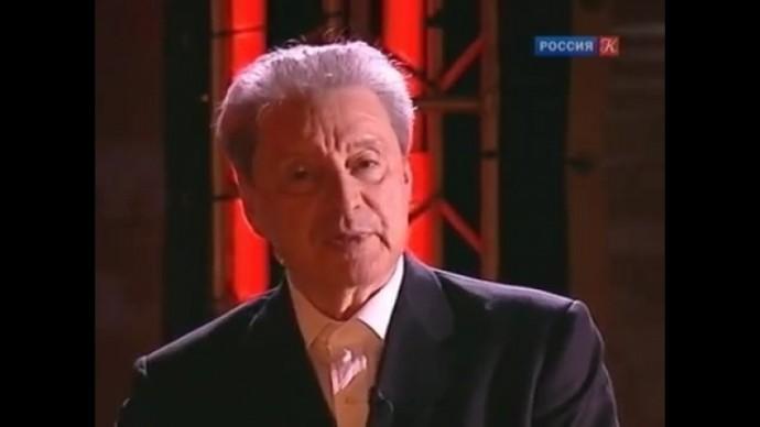 """Вениамин Смехов. """"В ресторане"""""""