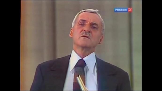 """Константин Симонов. """"Ты помнишь, Алёша, дороги Смоленщины..."""""""